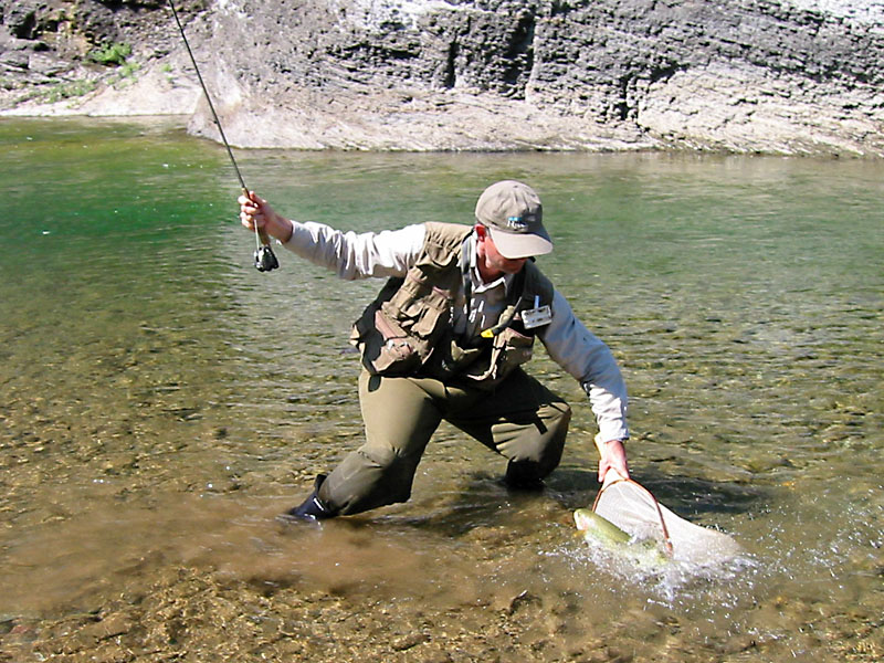 Calgary and the bow river travel adventures for Fishing in banff