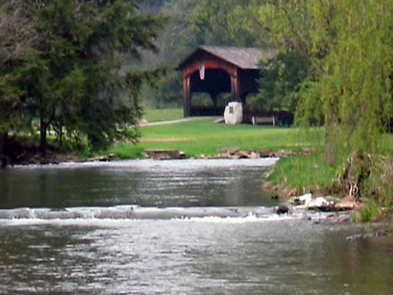 Fly fishing the famous spruce creek in pennsylvania for Fly fishing pennsylvania